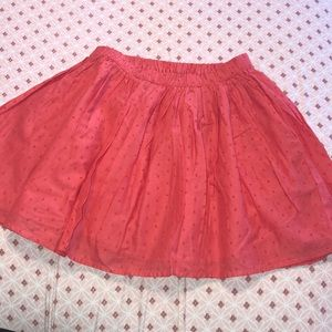 🍑Gap kids GUC beautiful skirt size M(8)